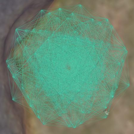 6672 prim E8 Polytope